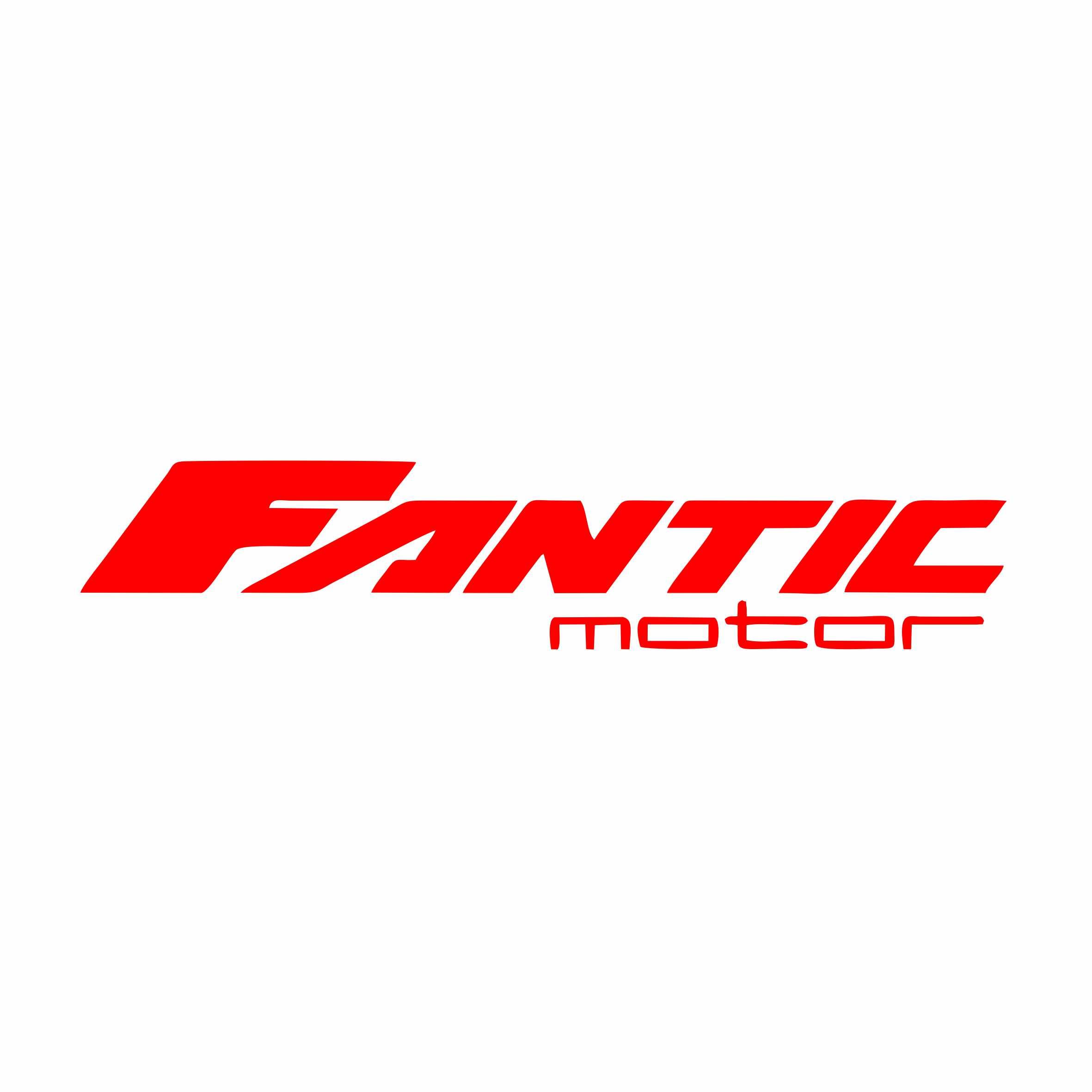 adesivi motocross - enduro - fantic motor