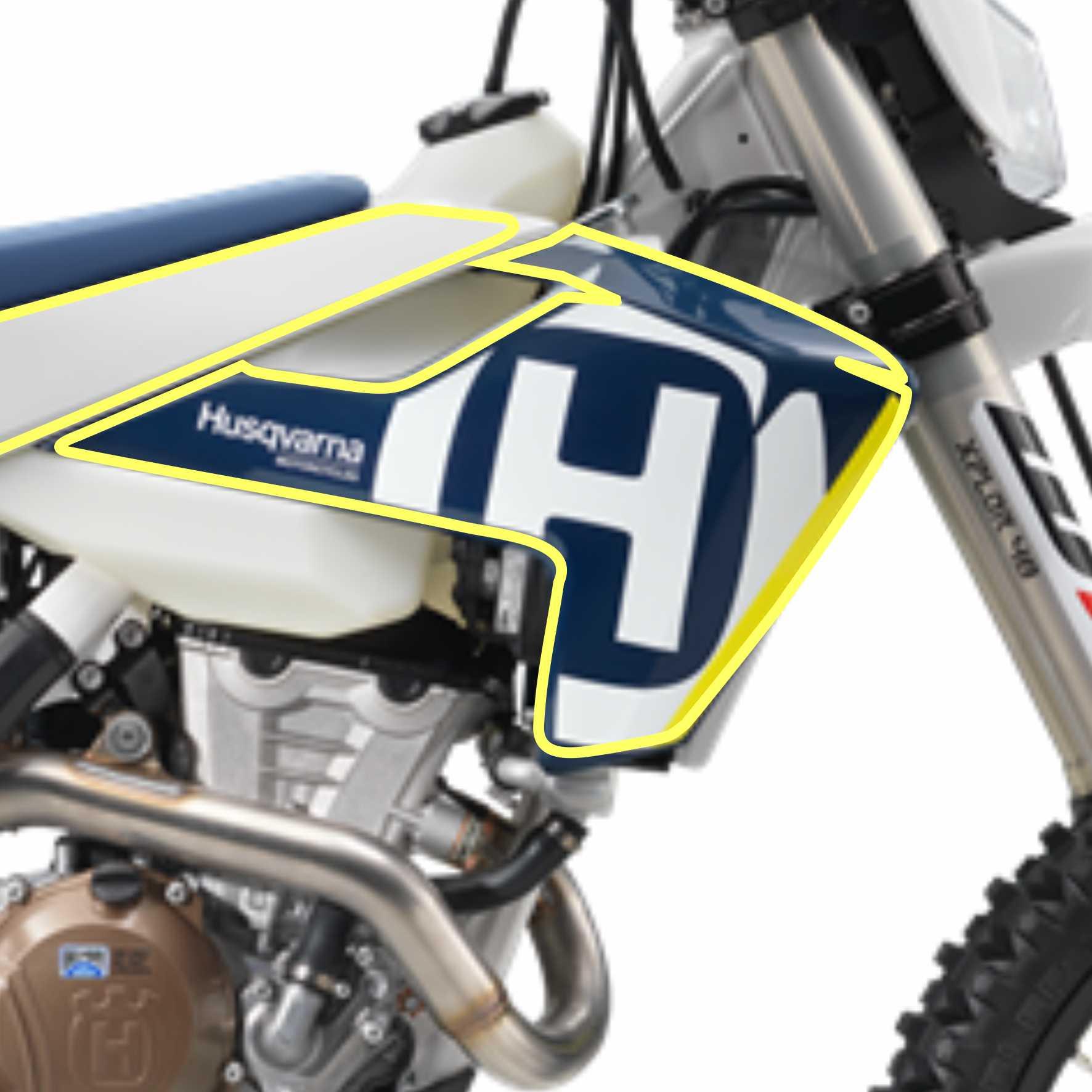 adesivi motocross - enduro - trasparenti
