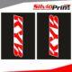 Grafiche Forcella | Adesivi per Forcella Motocross | Enduro - KAYABA - FONDO NERO