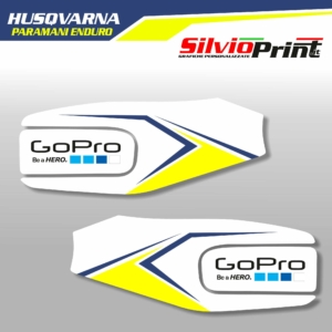 Grafiche Adesivi Paramani Enduro - HUSQVARNA 2020 TE FE TC FC - NEW