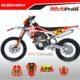 Grafiche MX | Adesivi Motocross | Enduro - HUSQVARNA RED TC TE WR CR