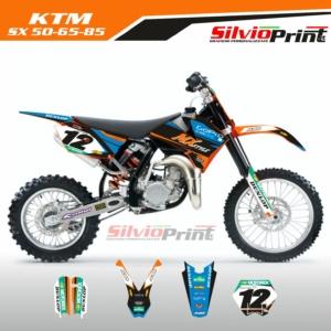 Grafiche MX | Adesivi Motocross | Enduro - KTM SX 50 65 85 GO
