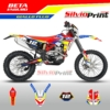 Grafiche MX | Adesivi Motocross | Enduro - BETA ENDURO FLUO
