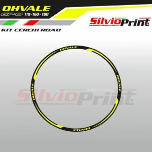 Grafiche OHVALE | Adesivi Cerchi per Ohvale GPO - ROAD
