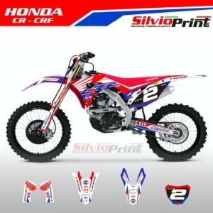 Grafiche MX | Adesivi Motocross | Enduro - HONDA CR CRF - RACE
