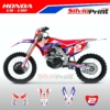 Grafiche MX | Adesivi Motocross | Enduro - HONDA CR CRF - RACE