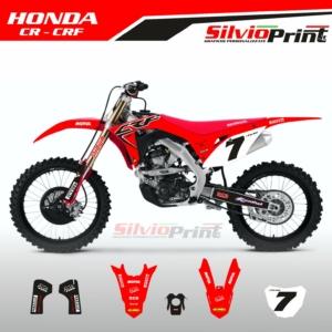 Grafiche MX | Adesivi Motocross | Enduro - HONDA CR CRF - WHIP