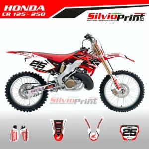 Grafiche MX | Adesivi Motocross | Enduro - HONDA CR - START