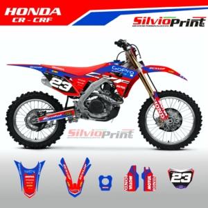 Grafiche MX | Adesivi Motocross | Enduro - HONDA CR CRF - GO