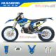 Grafiche MX   Adesivi Motocross   Enduro - HUSABERG - FE FC TC TE