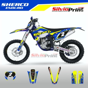 Grafiche MX | Adesivi Motocross | Enduro - SHERCO ENDURO LINE