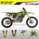Grafiche MX | Adesivi Motocross | Enduro - SUZUKI RM RMZ RMX ONE
