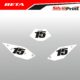 Grafiche MX | Adesivi Tabelle Porta Numero Motocross | Enduro - BETA ENDURO - BASE