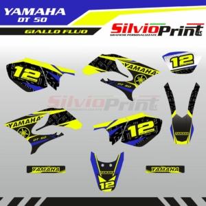 Grafiche Yamaha DT | Adesivi Motard - Enduro - YAMAHA DT 50 - SWITCH
