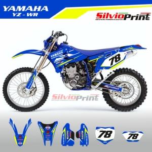 Grafiche MX | Adesivi Motocross | Enduro - YAMAHA YZ YZF WR WRF- ONE