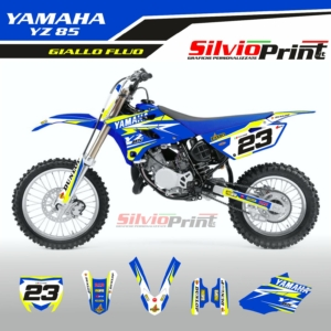 Grafiche MX | Adesivi Motocross | Enduro - YAMAHA YZ 85 SHOT