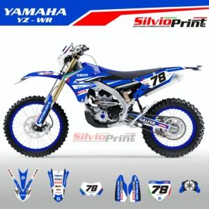 Grafiche MX | Adesivi Motocross | Enduro - YAMAHA YZF WRF - START