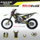 Grafiche MX | Adesivi Enduro - FANTIC MOTOR - PRO FLUO