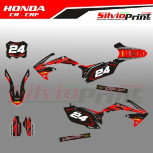 Grafiche MX | Adesivi Motocross | Enduro - HONDA CR CRF - RIDE