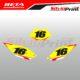 Grafiche MX | Adesivi Tabelle Porta Numero Motocross | Enduro - BETA RR ENDURO - STAR