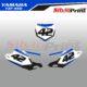 Grafiche MX | Adesivi Tabelle Porta Numero Motocross - YAMAHA YZF 450 - RACE