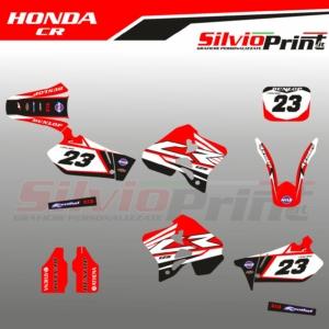 Grafiche MX | Adesivi per Motocross - HONDA CR - LINE