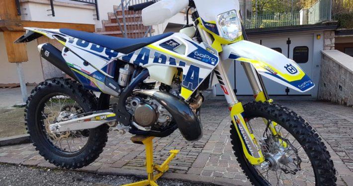 Grafiche MX | Adesivi Motocross | Enduro - HUSQVARNA TE 300 2020
