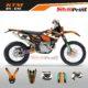 Grafiche MX | Adesivi Motocross | Enduro - KTM SX SXF EXC EXCF - COMP