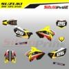 Grafiche MX | Adesivi per Motocross - SUZUKI RM - LINE