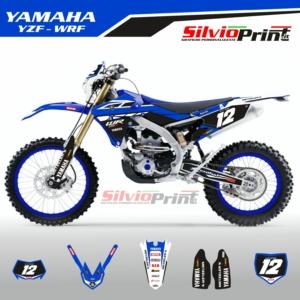 Grafiche MX | Adesivi Motocross - YAMAHA YZF - WRF - WIND