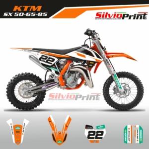 Grafiche MX | Adesivi Motocross - KTM SX - PLAY
