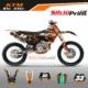 Grafiche MX | Adesivi Motocross | Enduro - KTM SX SXF EXC EXCF - PRO