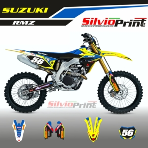 Grafiche MX | Adesivi Motocross - SUZUKI RMZ - SPORT