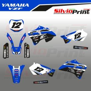 Grafiche MX | Adesivi per Motocross - YAMAHA YZF - FAST
