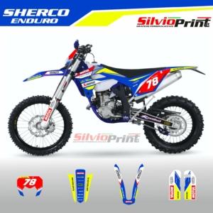 Grafiche MX | Adesivi Motocross | Enduro - SHERCO ENDURO RACE