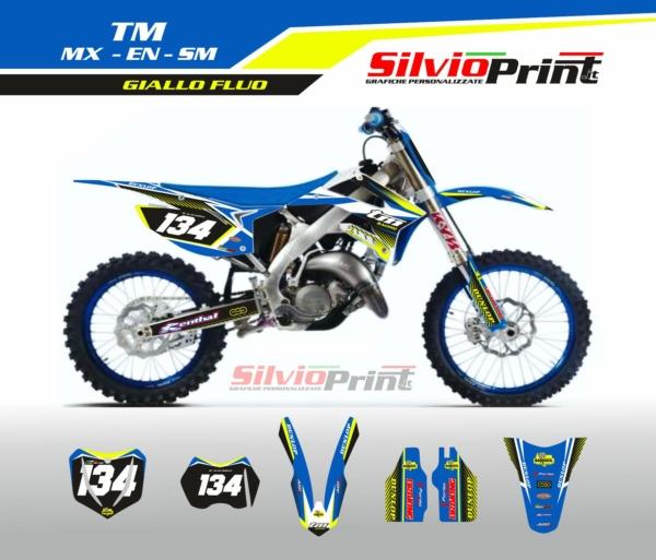 Grafiche MX | Adesivi Motocross | Enduro - TM - LINE