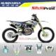 Grafiche MX | Adesivi Motocross | Enduro - HUSQVARNA FE TE TC FC - SPRINT
