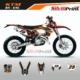 Grafiche MX   Adesivi Motocross - KTM EXC EXCF SX SXF - RIDE