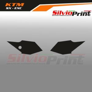 Adesivi Serbatoio Motocross Enduro - KTM EXC EXCF SX SXF