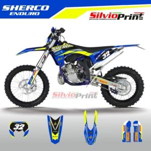 Grafiche MX | Adesivi Motocross | Enduro - SHERCO ENDURO PRO