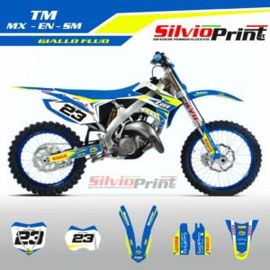 Grafiche MX | Adesivi Motocross | Enduro - TM - COMP