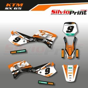 Grafiche MX | Adesivi Motocross - KTM SX 65 - YOUR