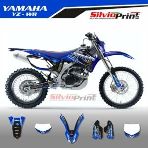 Grafiche MX | Adesivi Motocross | Enduro - YAMAHA YZF WRF - FULL