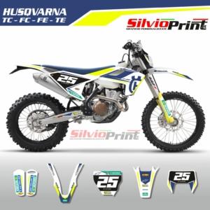 Grafiche MX | Adesivi Motocross | Enduro - HUSQVARNA FE TE TC FC - SPORT