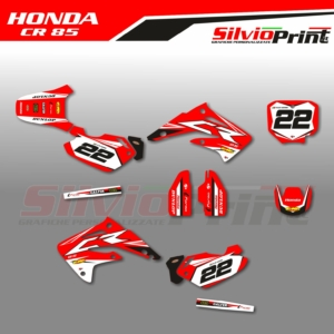 Grafiche MX | Adesivi per Motocross - HONDA CR 85 - PLAY