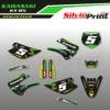 Grafiche MX   Adesivi Motocross - KAWASAKI KX 85 - PLAY